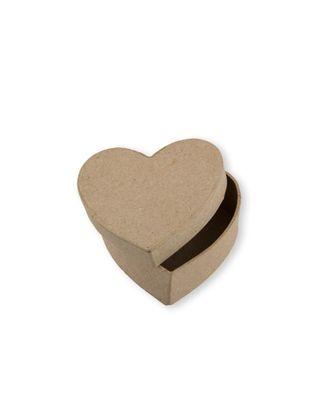 """Заготовки для декорирования """"Love2art"""" PAM-015 """"коробка"""" папье-маше 7x7x3 см арт. ГММ-3350-1-ГММ0034735"""
