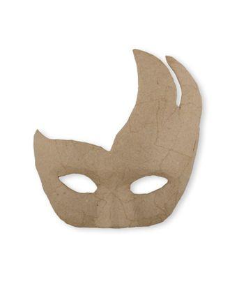 """Заготовки для декорирования """"Love2art"""" PAM-010 """"маска"""" папье-маше 17x20.5 см арт. ГММ-3356-1-ГММ0042664"""