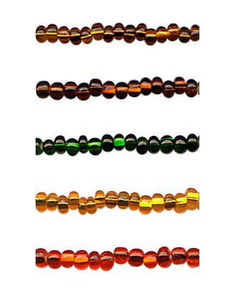 Бисер Preciosa 6 10/0 2.3 мм, 500г арт. ГММ-3454-14-ГММ0002307