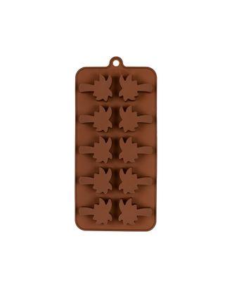 """Формы для выпечки силиконовые """"S-CHIEF"""" SPC-0125 для конфет 22.3x10.5x2 см арт. ГММ-14596-1-ГММ022937752992"""