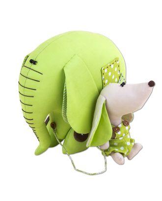 """Наборы для изготовления игрушек """"Miadolla"""" FT-0124 Слон и Моська арт. ГММ-4073-1-ГММ0081661"""