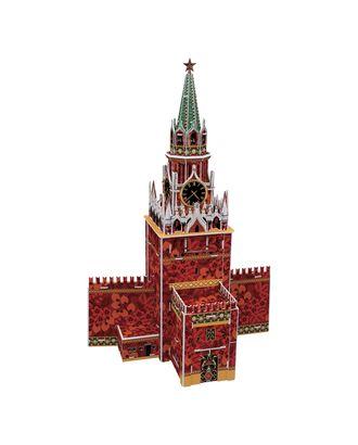 """""""REZARK"""" RAZ-N-006 """"Спасская башня"""" 1/440 26 x 15.5 x 37.5 см арт. ГММ-4203-1-ГММ0045983"""