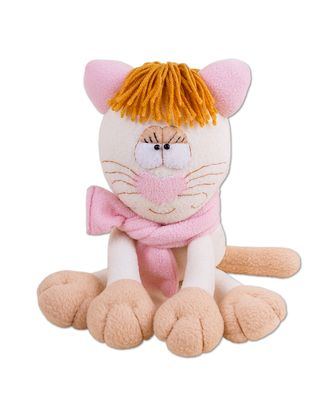 """Наборы для изготовления игрушек """"Miadolla"""" C-0121 Сиамский котенок арт. ГММ-4206-1-ГММ0079107"""