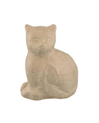 """Заготовки для декорирования """"Love2art"""" PAM-075 """"кошка"""" папье-маше 14x7.5x17.8 см арт. ГММ-4274-1-ГММ0037340"""