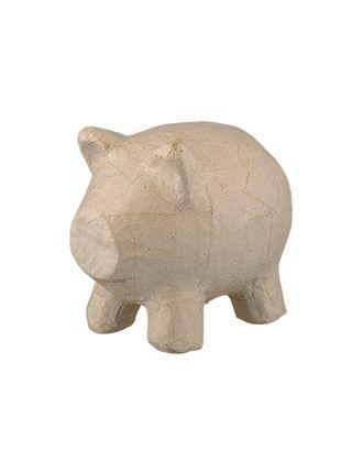 """Заготовки для декорирования """"Love2art"""" PAM-061 """"копилка-свинья"""" папье-маше 16x10.8x14 см арт. ГММ-4289-1-ГММ0000076"""