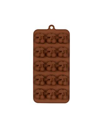"""Формы для выпечки силиконовые """"S-CHIEF"""" SPC-0124 для конфет 22.3 x 10.5 x 1.5 см арт. ГММ-14608-1-ГММ024839648982"""