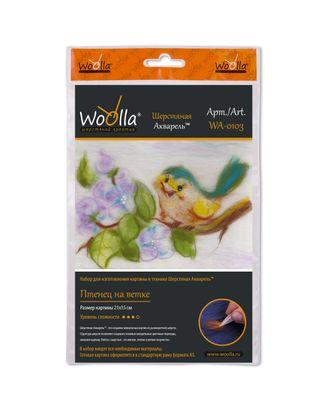 """Набор """"Woolla"""" WA-0103 """"Птенец на ветке"""" арт. ГММ-4860-1-ГММ0000520"""