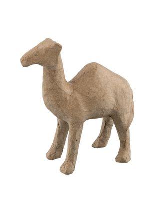 """Заготовки для декорирования """"Love2art"""" PAM-099 """"верблюд"""" папье-маше 10.5x3.8x11.4 см арт. ГММ-4873-1-ГММ0060674"""