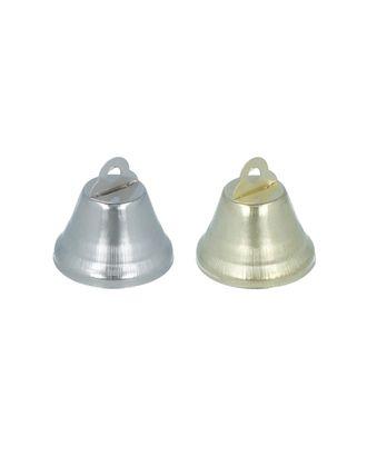 """Колокольчики """"Zlatka"""" NL-16 16 мм 10±2 шт арт. ГММ-5095-1-ГММ0048490"""