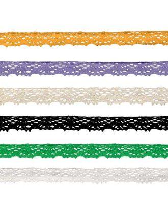 Тесьма декоративная кружевная HVK-39 ш.1,4 см 5х3 м арт. ГММ-5273-4-ГММ0028439