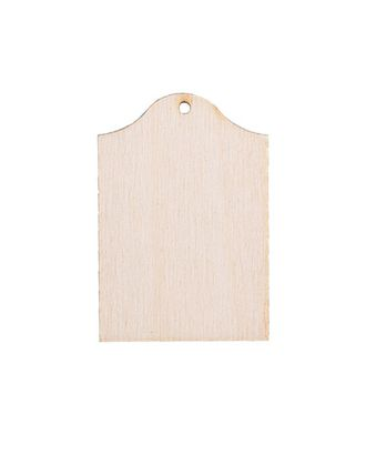 """Заготовки для декорирования """"Mr. Carving"""" ВД-061 бирка классическая фанера 5 см арт. ГММ-5405-1-ГММ0063226"""
