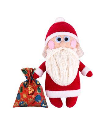 """Наборы для изготовления игрушек """"Miadolla"""" NY-0157 Дедушка Мороз арт. ГММ-5482-1-ГММ0080907"""