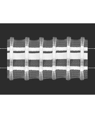 Лента шторная 40 мм 0с797/3 3 м ФАСОВКА Белоруссия арт. ГММ-5505-1-ГММ0004898