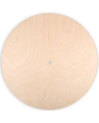 """Заготовки для декорирования """"Mr. Carving"""" ШН-30 часы фанера д.30 см арт. ГММ-5637-1-ГММ0032844"""