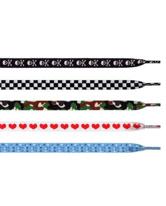 Шнурки SHL-01/01 ш.1см 120см 1парa арт. ГММ-10-2-ГММ0040103