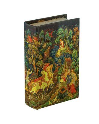 Шкатулка-книга BBK-01 17x11x5 см арт. ГММ-6501-3-ГММ0070771