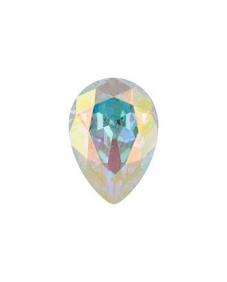 """PRECIOSA"" 435-16-301 Crystal AB 14 х 10 мм стекло 6 шт в пакете стразы арт. ГММ-6717-1-ГММ0055183"