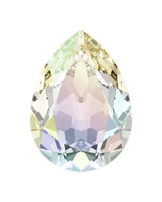 """""""Сваровски"""" 4320 Crystal AB 18 х 13 мм кристалл 4 шт в пакете стразы арт. ГММ-6760-1-ГММ0064521"""