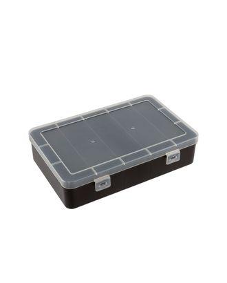 Коробка для шв. принадл. пластик OM-012 арт. ГММ-6806-3-ГММ0048811
