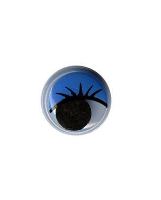 """Глаза круглые с бегающими зрачками д.8 мм """"HobbyBe"""" MER-8 арт. ГММ-6881-1-ГММ0065342"""
