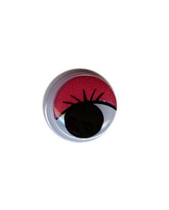 """Глаза круглые с бегающими зрачками д.10 мм """"HobbyBe"""" MER-10 арт. ГММ-6883-1-ГММ0002422"""