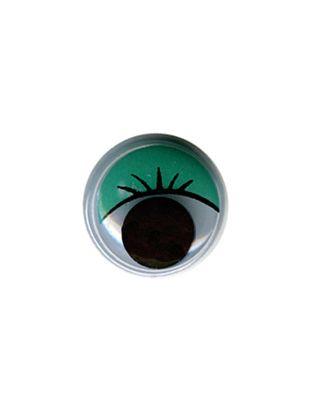 """Глаза круглые с бегающими зрачками д.15 мм """"HobbyBe"""" MER-15 арт. ГММ-6886-1-ГММ0033084"""