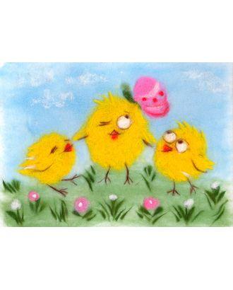 """Набор """"Woolla"""" WA-0132 """"Веселые цыплята"""" арт. ГММ-6968-1-ГММ0002247"""