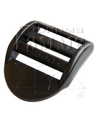 Пряжка регулиров. силовая SAM002 ш.2,5см арт. ГММ-7233-1-ГММ0028320
