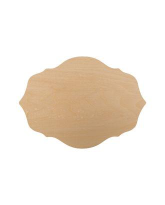 """Заготовки для декорирования """"Mr. Carving"""" ПР-18 Панно """"Прованс"""" средний липа 19.5x14.5 см арт. ГММ-7439-1-ГММ0058471"""