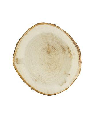 """Аксессуары для флористики """"Blumentag"""" СРЕЗ-06 Срез дерева 23 см арт. ГММ-7477-1-ГММ0046037"""