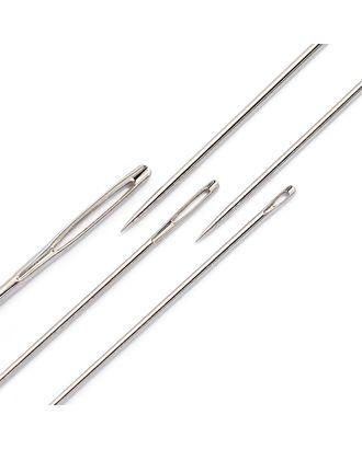 """Иглы для шитья ручные """"PRYM"""" 128600 набор для шитья, штопки, вышивки 30 шт. в блистере арт. ГММ-99632-1-ГММ003749831502"""