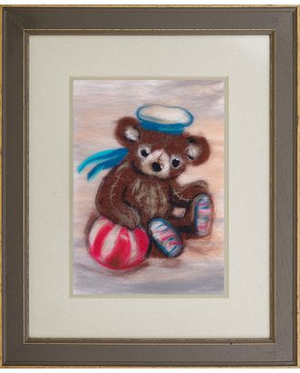 """Набор """"Woolla"""" WA-0141 """"Мишка морячок"""" арт. ГММ-7833-1-ГММ0036936"""