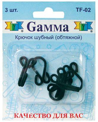 Крючки шубные TF-02 x36 мм арт. ГММ-8164-1-ГММ0051184