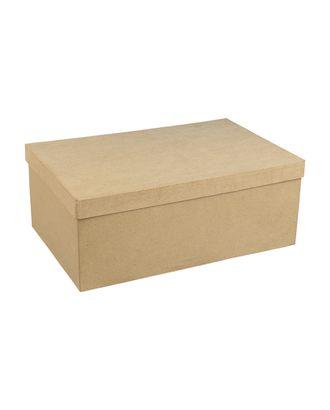"""Заготовки для декорирования """"Love2art"""" PAM-124 """"Коробка"""" папье-маше 34x23x13 см арт. ГММ-8221-1-ГММ0025296"""