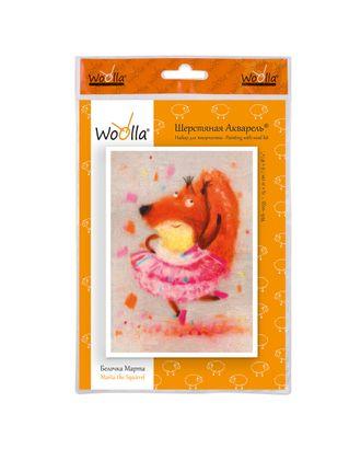 """Набор """"Woolla"""" WA-0155 """"Белочка Марта"""" арт. ГММ-8439-1-ГММ0035410"""
