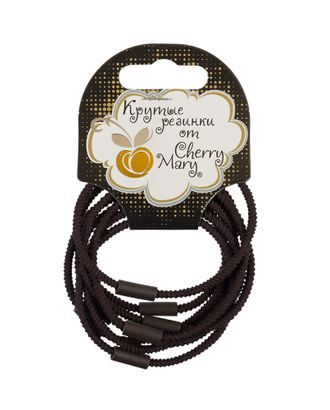 "Набор резинок для волос ""CHERRY MARY"" V/R6037 5х8шт арт. ГММ-8734-1-ГММ0046897"
