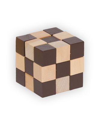 """DELFBRICK"" DLS-05 Головоломка деревянная 1 шт арт. ГММ-8897-1-ГММ0074592"