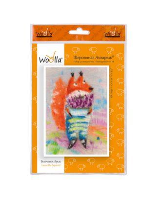 "Набор ""Woolla"" WA-0156 ""Бельчонок Лукас"" арт. ГММ-9033-1-ГММ0067005"