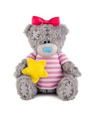 """Наборы для изготовления игрушек """"Miadolla"""" MTY-0212 Татти Тедди со звездочкой арт. ГММ-9148-1-ГММ0035977"""