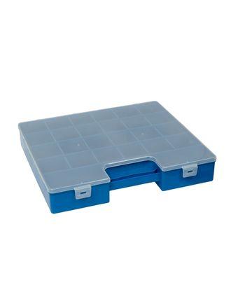 Коробка для шв. принадл. пластик OM-008 арт. ГММ-9940-1-ГММ0027013