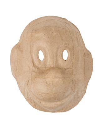"""Заготовки для декорирования """"Love2art"""" PAM-131 """"маска"""" папье-маше 18 x 19 x 7 см арт. ГММ-10067-1-ГММ0029855"""