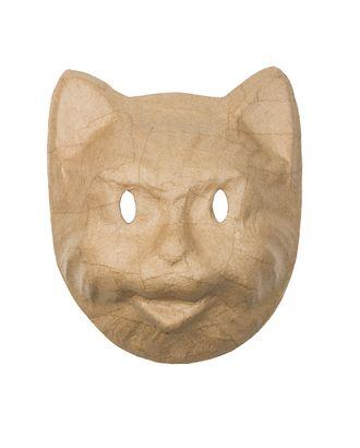 """Заготовки для декорирования """"Love2art"""" PAM-133 """"маска"""" папье-маше 17.5x7.3x20.5 см арт. ГММ-10069-1-ГММ0060076"""