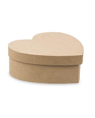 """Заготовки для декорирования """"Love2art"""" PAM-134 """"коробка"""" папье-маше 20.3x20.3x7.6 см арт. ГММ-10070-1-ГММ0024584"""