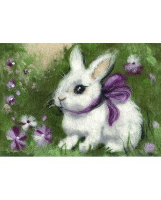 "Набор ""Woolla"" WA-0184 ""Крольчонок с бантиком"" арт. ГММ-10609-1-ГММ0024221"
