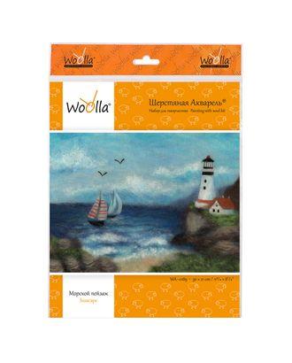 "Набор ""Woolla"" WA-0189 ""Морской пейзаж"" арт. ГММ-10611-1-ГММ0006873"