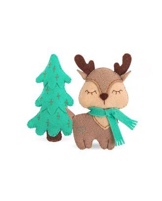 """Наборы для изготовления игрушек """"Miadolla"""" TF-0233 Лесной олененок арт. ГММ-10753-1-ГММ0074480"""