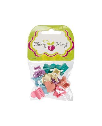 """Набор заколок для волос """"CHERRY MARY"""" Z6104 5х12шт арт. ГММ-10758-2-ГММ0002595"""