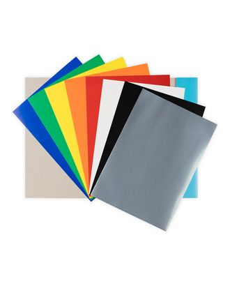 """""""KANZY"""" Набор цветного картона KNY 030601 А4 21 х 29.7 см 8 л. 8 цв. арт. ГММ-10881-1-ГММ0037632"""