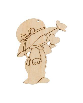 """Заготовки для декорирования """"Mr. Carving"""" ВД-645 Подвеска фанера арт. ГММ-11044-1-ГММ0006837"""