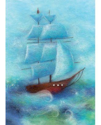 """Набор """"Woolla"""" WA-0186 """"Парус в море"""" арт. ГММ-11239-1-ГММ0029047"""